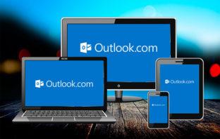 Microsoft prepara un modo oscuro para Outlook.com