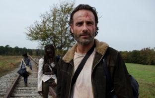 'The Walking Dead': La curiosa petición de Andrew Lincoln para la muerte de Rick