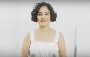Sara Ontaneda estrena el vídeo de 'Darling'
