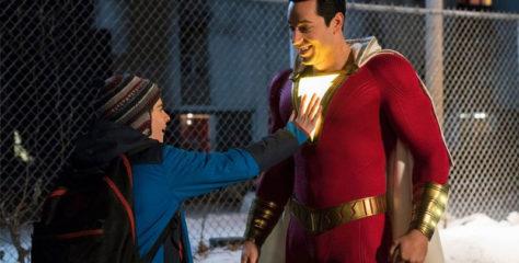Teaser trailer de 'Shazam!', lo nuevo de Warner y DC