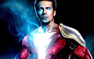 'Shazam!': Primer vistazo al traje de Zachary Levi como el superhéroe