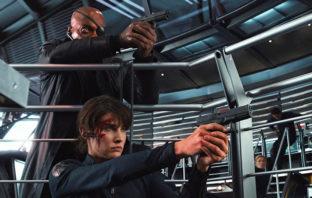 Nick Fury y Maria Hill podrían regresar en 'Spider-Man: Far From Home'