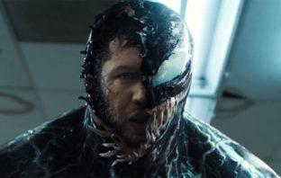 Tom Hardy se luce en el nuevo tráiler de 'Venom'