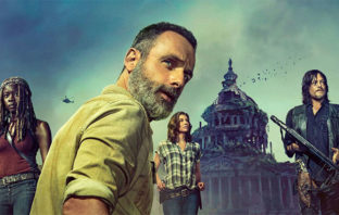 'The Walking Dead': tráiler de la novena temporada, última con Andrew Lincoln
