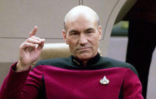 Patrick Stewart regresa a 'Star Trek' como Jean-Luc Picard