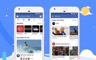 Facebook Watch, disponible a nivel global ¿se muere la TV?