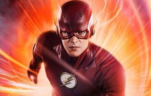 Grant Gustin reveló oficialmente al nuevo traje de 'The Flash'