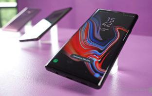 Samsung presenta su nuevo teléfono insignia, el Galaxy Note 9