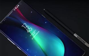 A Samsung se le filtra un vídeo oficial del Galaxy Note 9