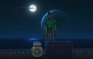 Primer tráiler y fecha de estreno de 'Star Wars Resistance'