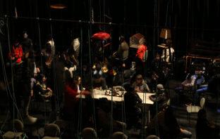 El teatro a ciegas llega a Guayaquil con la obra 'El Corazón Delator'