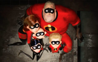'The Incredibles 2' supera los mil millones de dólares