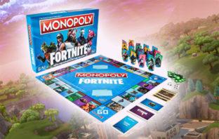 'Fortnite' tendrá su propia edición de 'Monopoly'