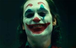 Primer vistazo a Joaquin Phoenix maquillado como el Joker