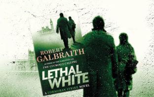 La creadora de 'Harry Potter' sorprende con un nuevo libro: 'Lethal White'
