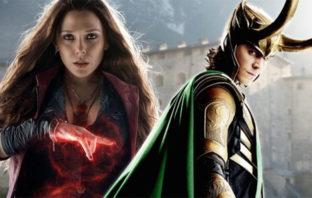 Loki y Scarlet Witch tendrán sus propias series en el servicio digital de Disney
