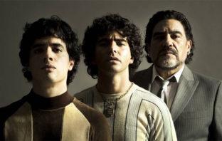 Amazon convierte la vida de Maradona en una serie