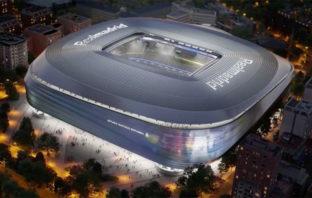 VÍDEO: El diseño futurista del nuevo estadio Santiago Bernabéu