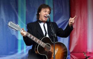Paul McCartney estrena el vídeo de 'Fuh You'