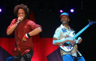 Rage Against The Machine reeditará todos sus discos en vinilo