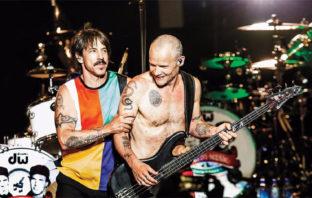 Red Hot Chili Peppers comenzará a trabajar en un nuevo álbum