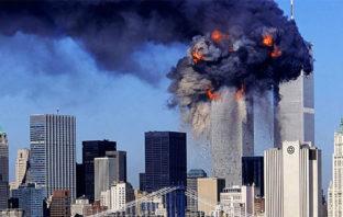 Difunden imágenes inéditas del atentado del 11-S en las Torres Gemelas