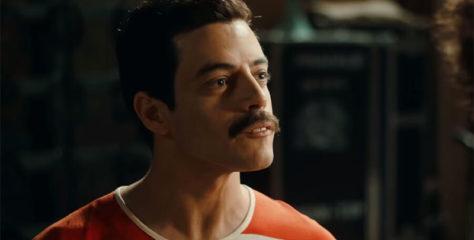 'Bohemian Rhapsody': Rami Malek canta 'We Will Rock You' en un nuevo tráiler