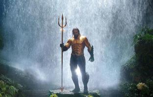 'Aquaman' emerge de Atlantis en nuevo tráiler y póster