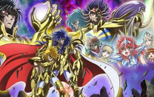 'Saint Seiya': fecha de estreno del nuevo anime de Los Caballeros del Zodiaco