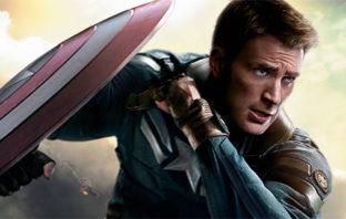 Chris Evans cierra su etapa como Capitán América en el UCM