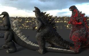 Fans de Godzilla podrán demostrar su conocimiento con exámenes oficiales de certificación