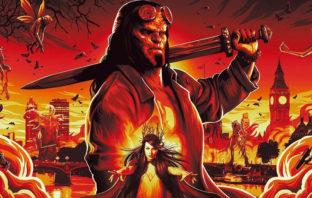 'Hellboy': Primer vistazo a los personajes de la película