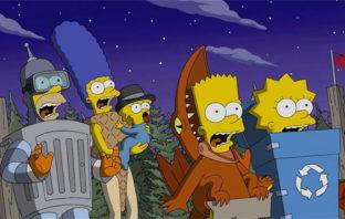 'Los Simpson' se preparan para su tradicional especial de Halloween