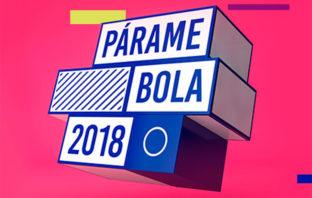 'Párame Bola 2018': Un espacio de difusión para artistas nacionales