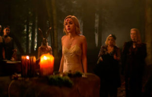 Mira el tráiler oficial de 'The Chilling Adventures of Sabrina'