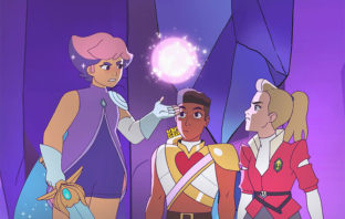 Nuevo adelanto de 'She-Ra and the Princesses of Power' de Netflix