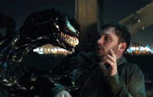 'Venom': primeras reacciones la llaman una película de superhéroes de los 2000