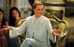 Julie Andrews tendrá un papel especial en 'Aquaman'