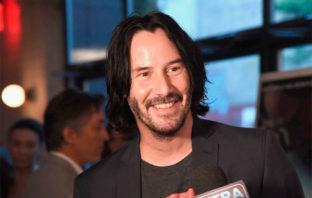 Keanu Reeves se une al elenco de 'Toy Story 4'