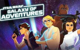 Las películas de Star Wars fueron convertidas en cortos animados