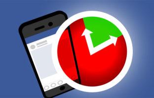 Facebook añade función para controlar su tiempo de uso
