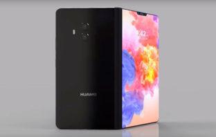 Este sería el primer smartphone con pantalla plegable de Huawei