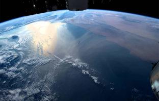 NASA comparte el primer video grabado en 8K desde el espacio