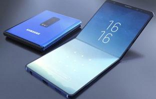 Samsung eleva las expectativas por la presentación de su dispositivo plegable