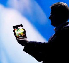 Este sería el precio del teléfono con pantalla flexible de Samsung
