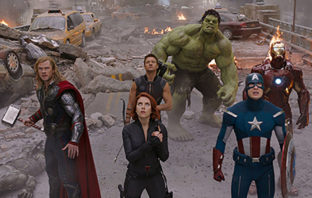 Los Vengadores originales rinden tributo a Stan Lee