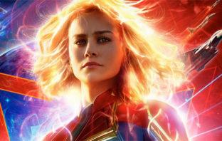 Nuevo tráiler de 'Captain Marvel' protagonizado por Brie Larson