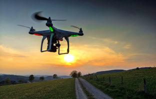 UNICEF hace historia al entregar por primera vez vacunas usando drones