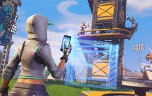 VÍDEO: 'Fortnite' anuncia un nuevo modo de juego al estilo Minecraft