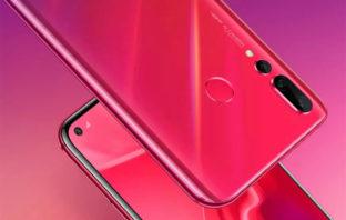Huawei se come el 'notch' y presenta el Nova 4
